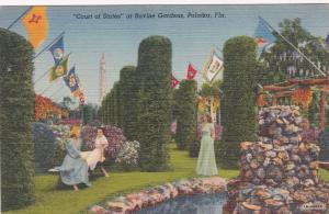 PALATKA , Florida, 1930-1940s ; Ravine Gardens