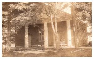 Pennsylvania  Dewart ,  Warrior Run Church ,  RPC