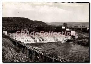 Modern Postcard Saint Die Vosges La Vanne de Pierre