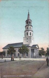 South Carolina Charlstom Saint Michaels Church