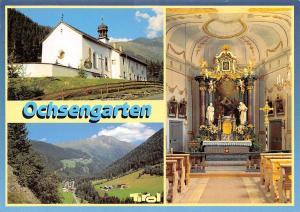 Ochsengarten Oetz Pfarrkirche Maria Heimsuchung Church Interior