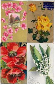 4 - Flowers