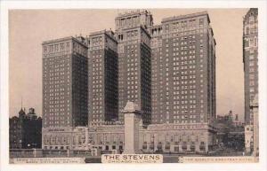 Illinois Chicago The Stevens