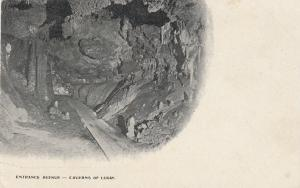 LURAY , Virginia , 1901-07 ; Entrance Avenue, Caverns of Luray