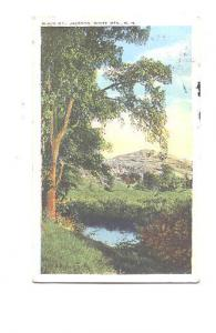 Black Mt Jackson, White Mountains, New Hampshire, Used 1922