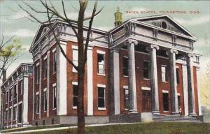 Ohio Youngstown Rayen School 1908