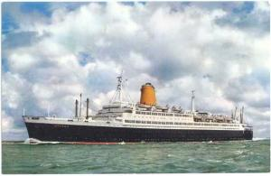 TS Bremen Flagship of North German Lloyd, Chrome