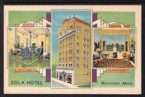 Eola Hotel,Natchez,MS