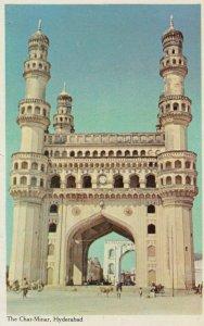 HYDERABAD, India, 1940-60s; The Char-Minar