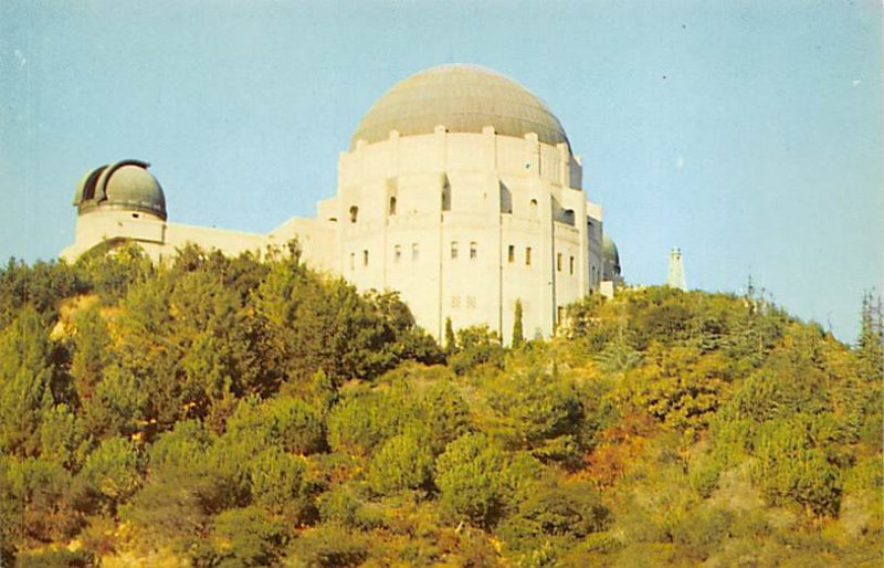 Griffith Observatory CA, USA Space Unused