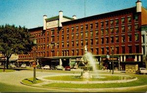 New York Watertown Hotel Woodruff