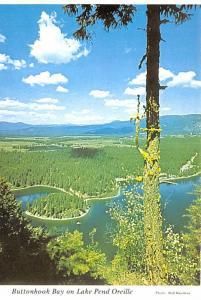 Buttonhook Bay - Lake Pend Oreille