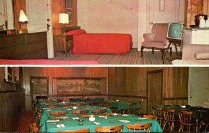 North Carolina Clinton Fussell's Motor Hotel