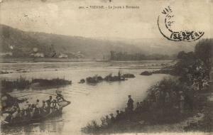 CPA Vienne - Le Joute a Estressin (123749)