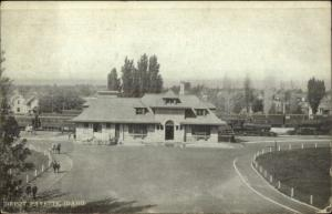 Payette ID RR Train Depot Station c1910 Postcard