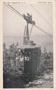 New Hampshire Cannon Mountain Tram Car