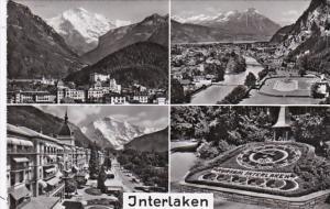 Switzerland Interlaken Multi View Photo