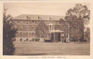Kansas Berea Talcott Hall Berea College Albertype