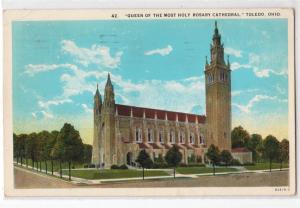 Holy Rosary Cathedral, Toledo OH