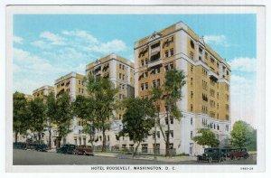 Washington, D.C., Hotel Roosevelt