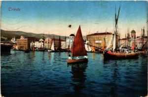 CPA Trieste . ITALY (543228)