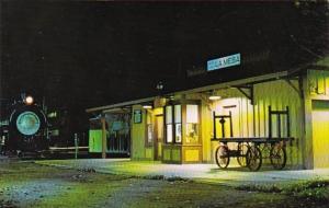 The La Mesa depot La Mesa California