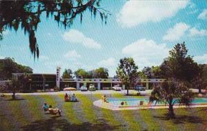 Florida Crystal River Crystal Lodge Motel With Pool