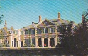 The Governor's Mansion Nashville Tennessee