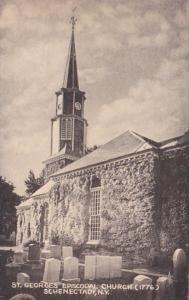 New York Schenectady St Georges Episcopal Church
