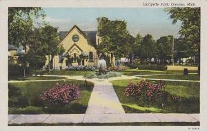 Michigan Owosso Lafayette Park