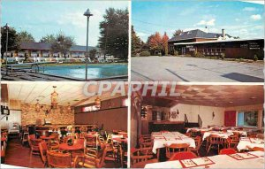 Modern Postcard Royal Inn Motel Route 112 1900 King Est Sherbrooke What Canada