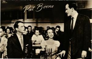 CPA AK Pat Boone FILM STAR (831077)