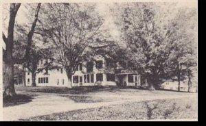 Massachusetts Great Barrington Main House Gould Farm Albertype