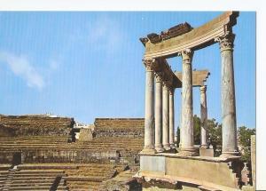Postal 032324 : Merida. Teatro Romano - Detalle