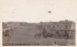 RP: STOUGHTON , Saskatchewan , Canada , PU-1912 , Main Street