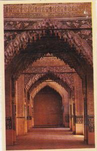 Spain Granada Alhambra Sala de Justicia