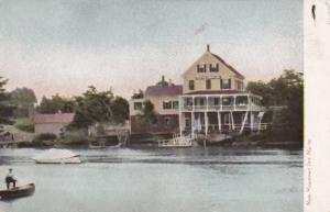 New Meadows Inn near Bath Maine - DB