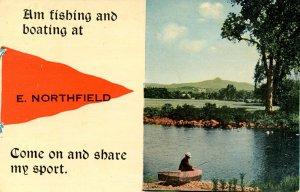 MA - East Northfield. Fishing and Boating