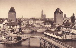 STRASBOURG (Bas-Rhin) , France , 1930s