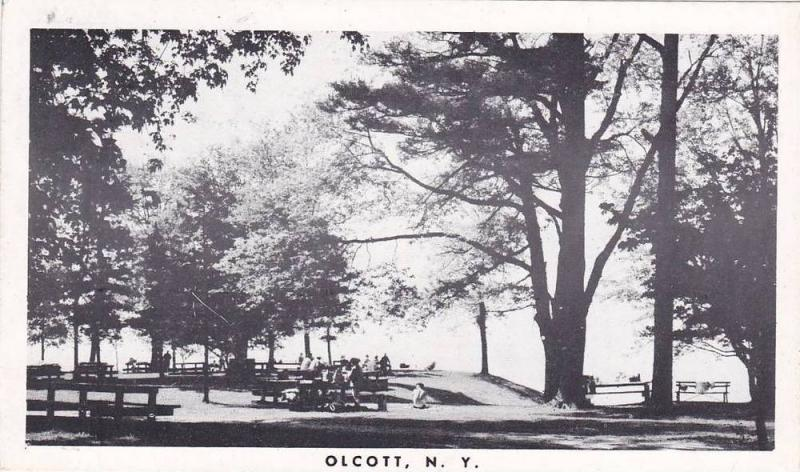 Scenic View, Olcott,  New York,  PU_40-60s
