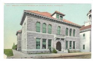 Thurston County Court House and City Hall,Olympia,Washington,00-10s