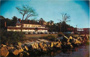 Ferry Tavern Hotel Old Lyme CT Connecticut Chrome