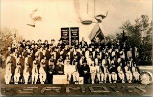 Vtg Cartolina 1939 Poultney Vermont VT Scuola Fascia Presso Ny Del Mondo Fata -