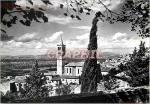 Modern Postcard Panorama Assisi Webphonebet
