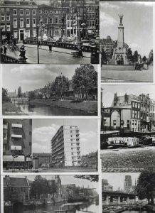 Netherlands Rotterdam 30+ Real Photo Postcard Lot  01.14
