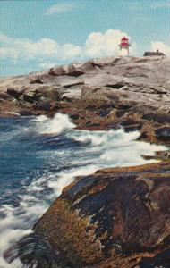 Canada Nova Scotia Peggy's Cove Lighthouse