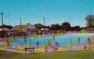Wisconsin Watertown Swimming Pool Riverside Park