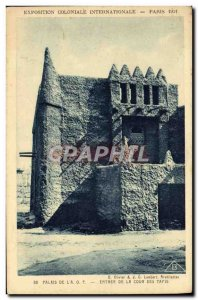 Old Postcard Exposition Coloniale Internationale Paris 1931 Palace of the & #...