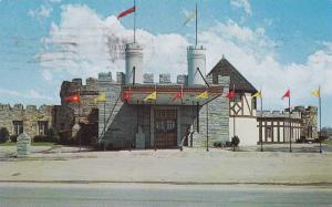 Castle Restaurant, Olean, New York, PU-1962