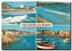 Postcard Modern Six Fours and Beaches
